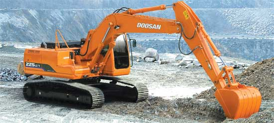 Doosan Infracore India