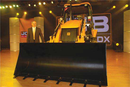JCB launches