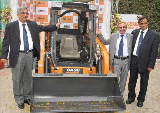 Case Construction - Launches New Skid Steer Loader Variants