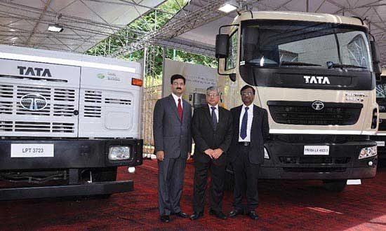 Tata Motors Receives Largest Ever Order of 1314 Trucks Immediate After the Launch of 6 First-of-its-Kind Heavy Trucks & Tata FleetMan Telematics Services