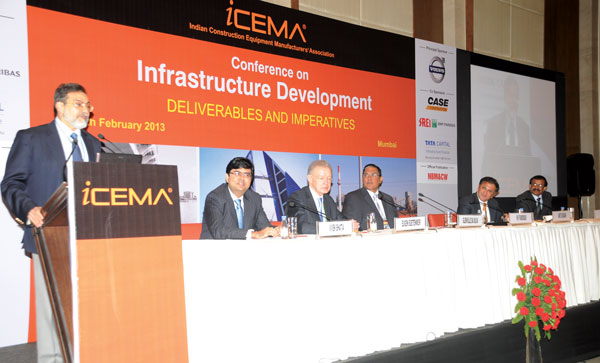 iCEMA Conference on Infrastructure Development