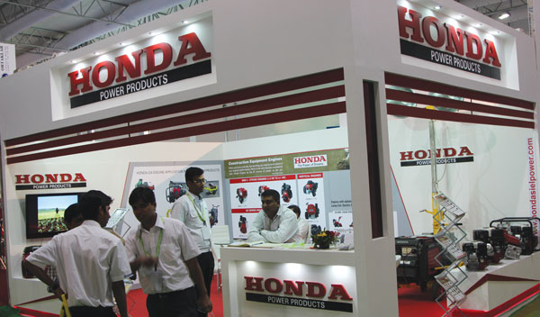 Honda Siel Power Products Has Started The Production Of GX160 50 HP And GX200 55 In Their Plant Located Greater Noida Uttar Pradesh Since
