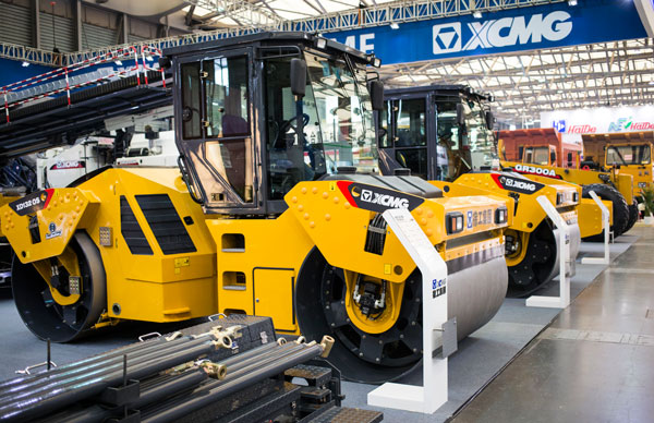 bauma China: Despite slowdown CE industry is Intact
