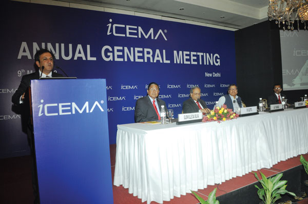 iCEMA Commits to Carry Construction Equipment Industry to Newer Heights