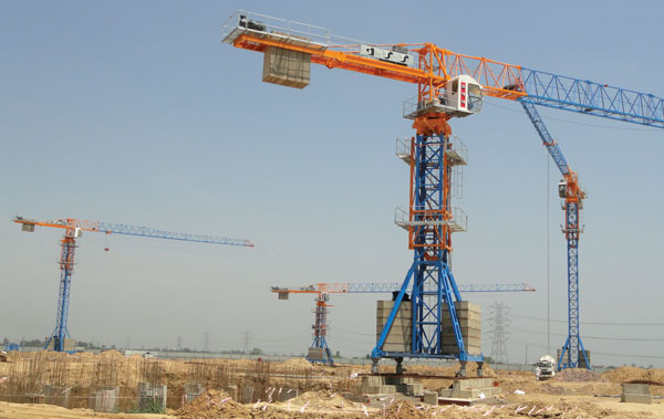 GJJ Tower Crane