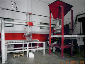 Hess Forest Wet Cast Machine