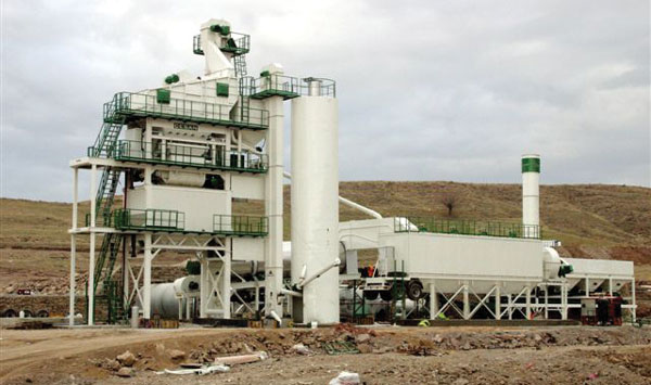 Kaushik Asphalt Batch Mix Plant