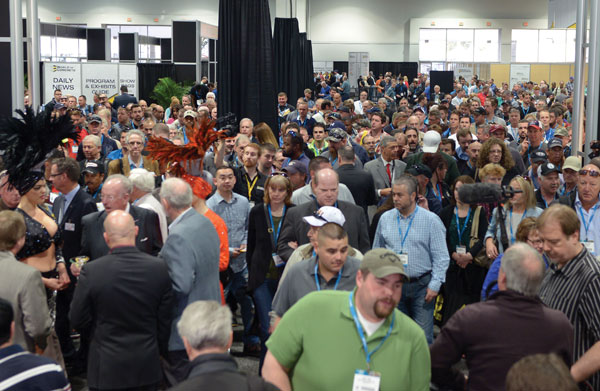 World of Concrete Offers Complete Solution for Technology, Training, Resources and Ideas