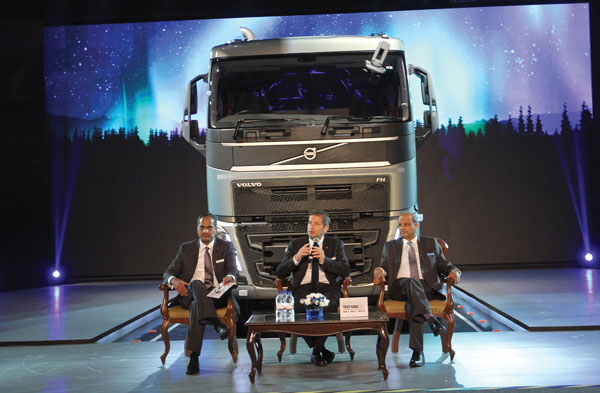 Volvo India Product Launch