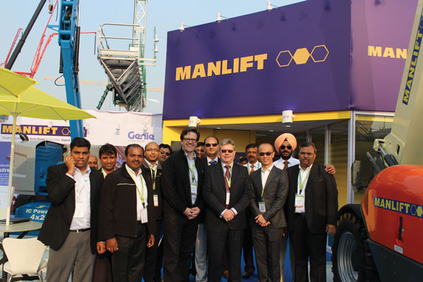 Manlift India and Genie