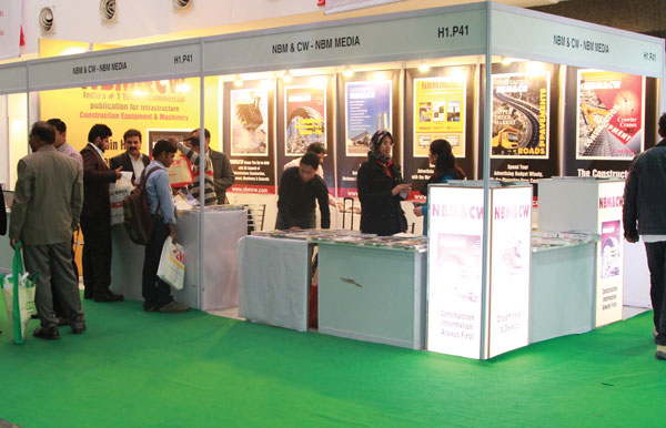 NBMCW Stall bC India