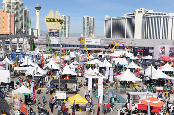 World of Concrete 2015 Exceeds Expectations
