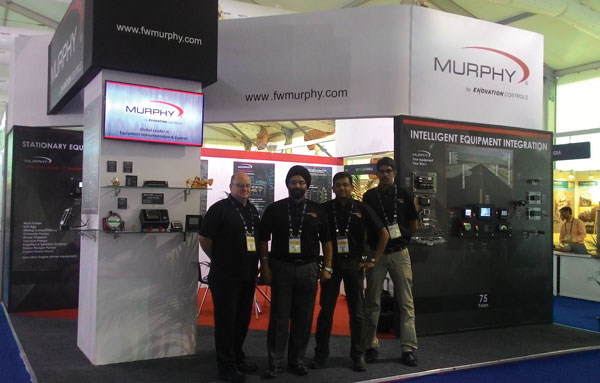 Murphy Excon Stand