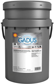Shell Lubricants Gadus