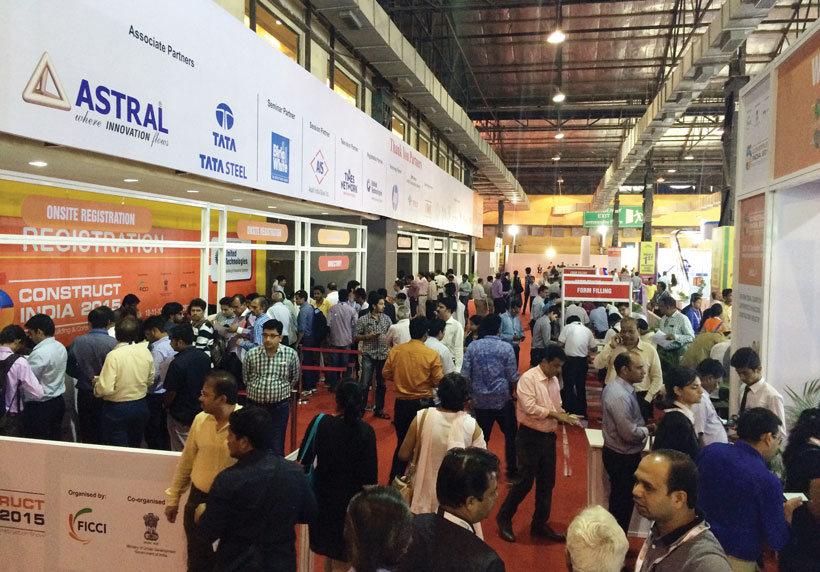 The Big5 Construct India Show