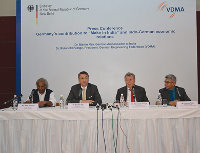 Indo-German Economic Cooperation