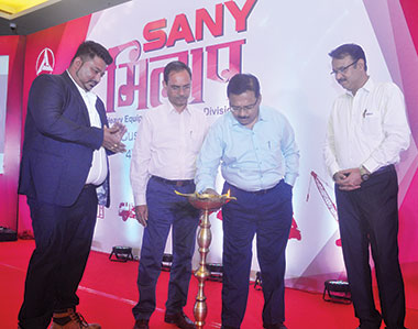 Sany India forays into North-Eastern region