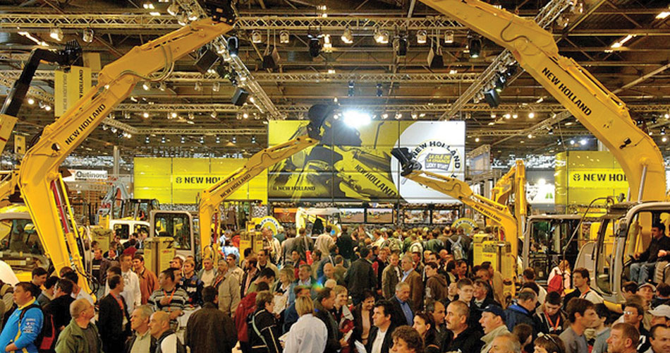 INTERMAT 2018: Innovation and new technology