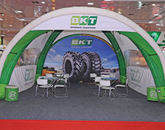 Tyre Community Converging at Tyrexpo, New Delhi