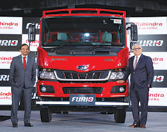 Mahindra Unveils FURIO Truck with 'More Profit or Truck Back' guarantee