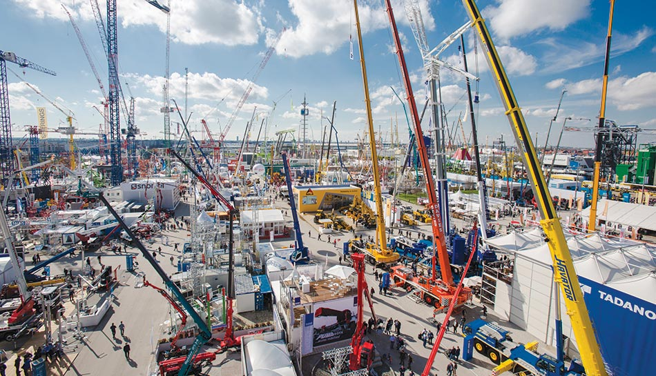 Bauma Germany