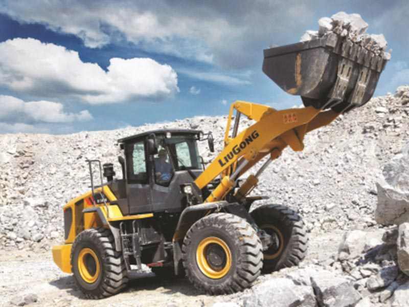 LiuGong showcasing 20 new machines for the world's - toughest conditions