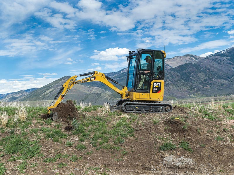 Caterpillar Rewrites Rules of the Jobsite