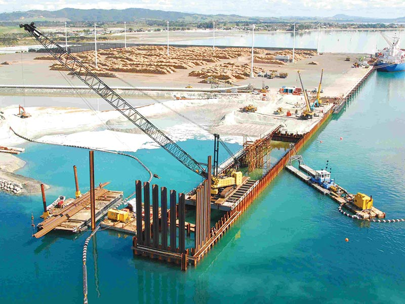 ArcelorMittal to launch new solutions in sheet piles