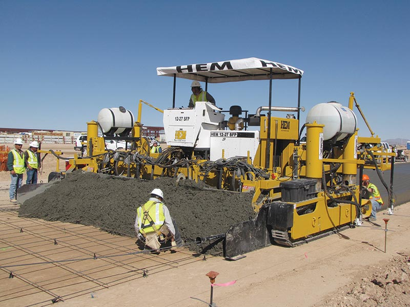 Apollo Infrratech to present its expertise in Concrete - Equipment and Technologies