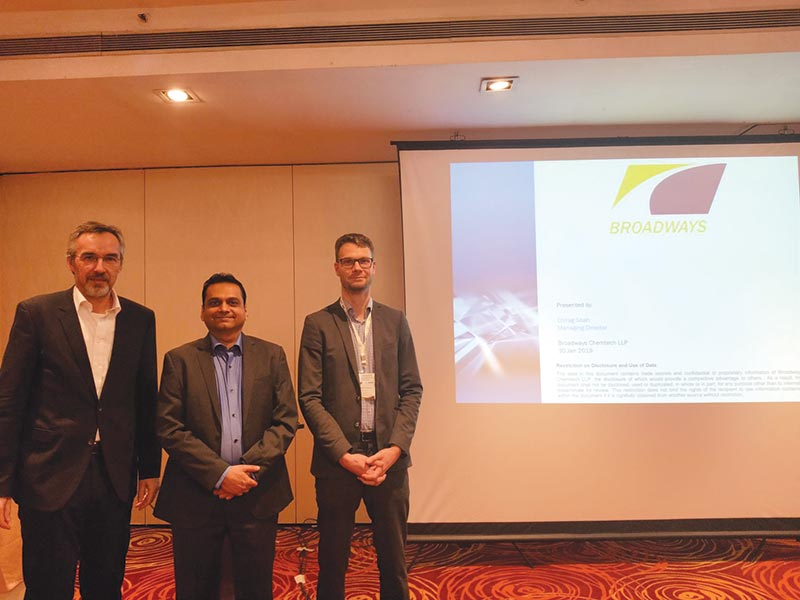 Broadways Chemtech organizes Technical Seminar in association with BASF, Germany