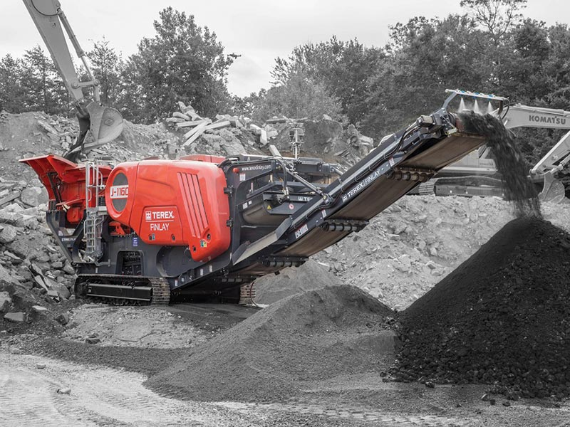 Terex MP: Expanding and enhancing applications