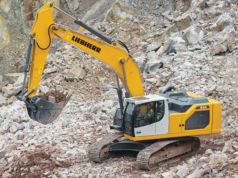 Liebherr: Integrating innovative systems