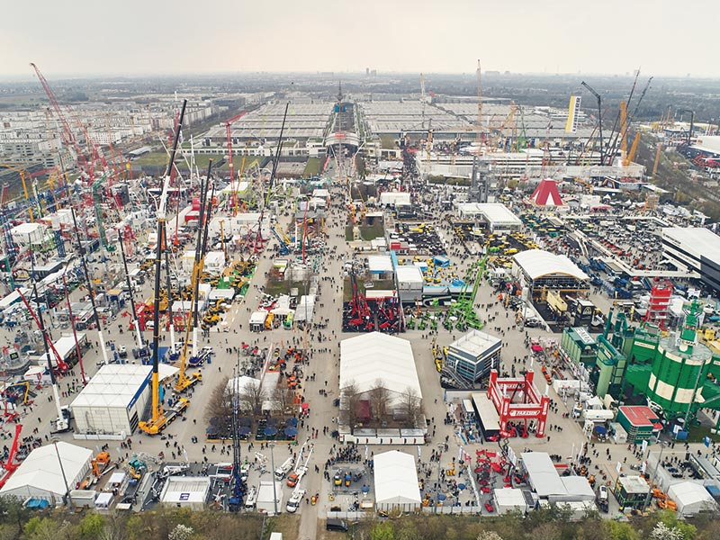 Bauma 2019 - The Most Successful of All Times