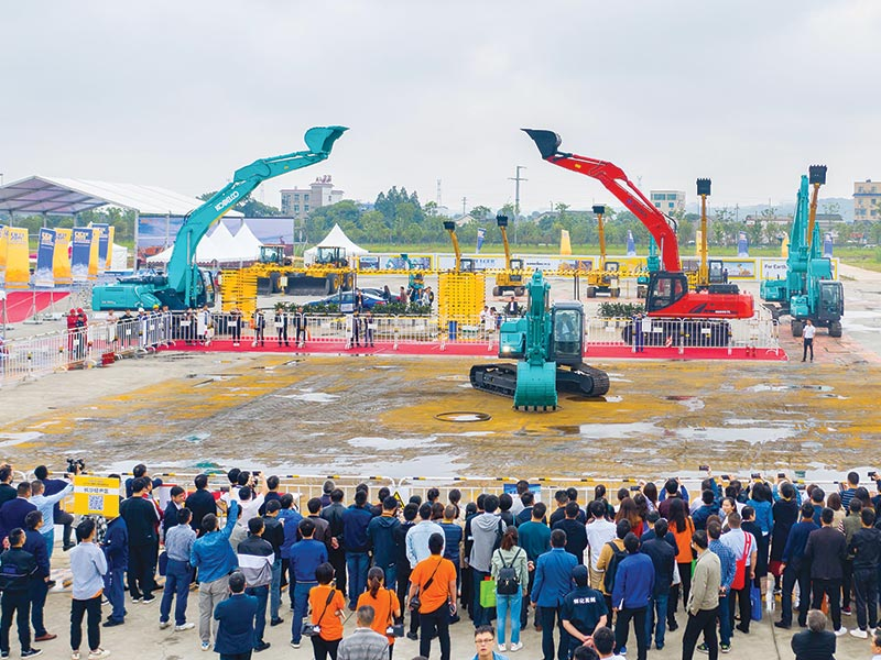 2019 Changsha International - Construction Equipment Exhibition