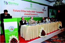 Bentley's Future Cities India 2020 Contest