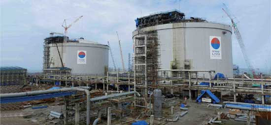 Kochi LNG Terminal: A Mega Project in the Making