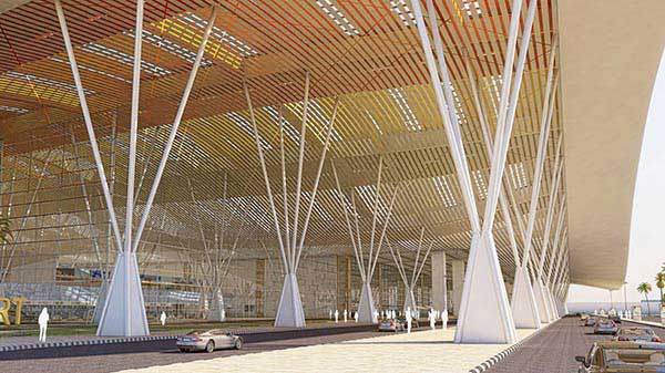 Bangalore International Airport Expansion Shaping Up
