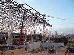 Bangalore International Airport Construction & Compatibility