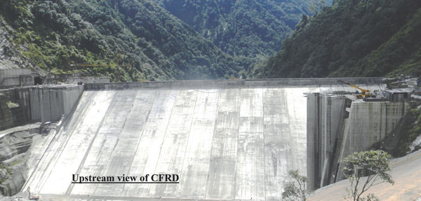 Teesta Hydro Power Project