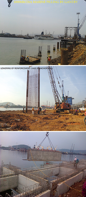 Coal Berth Project at Vizag Port
