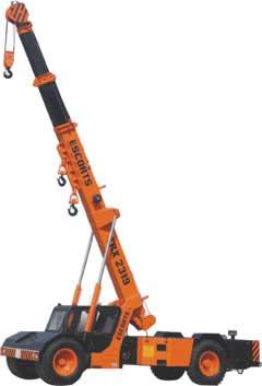 Pick Cary crane