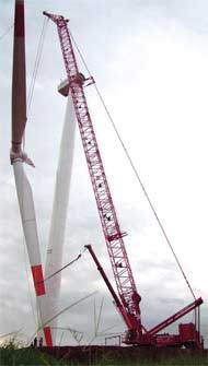 Crawler cranes from Manitowoc