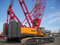Sany Looking to Unfold Business Potential