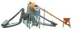 Ajax Fiori Agro Series of Concrete Mixers
