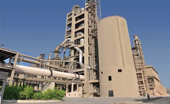 Cement Plant Kiln : Sanghi industries cementing values