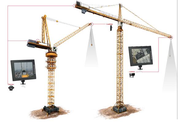 Everest Engineering Equipment Launching Tower Crane