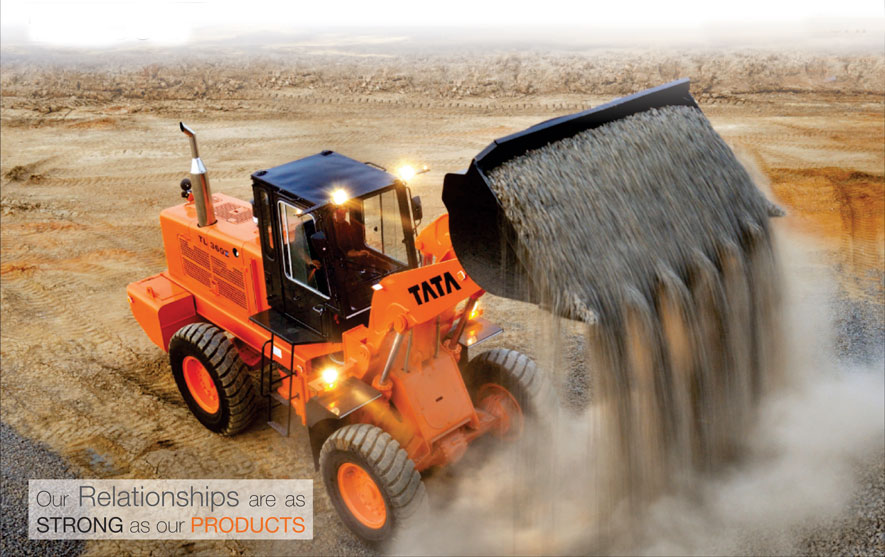 Tata Hitachi Wheel Loader