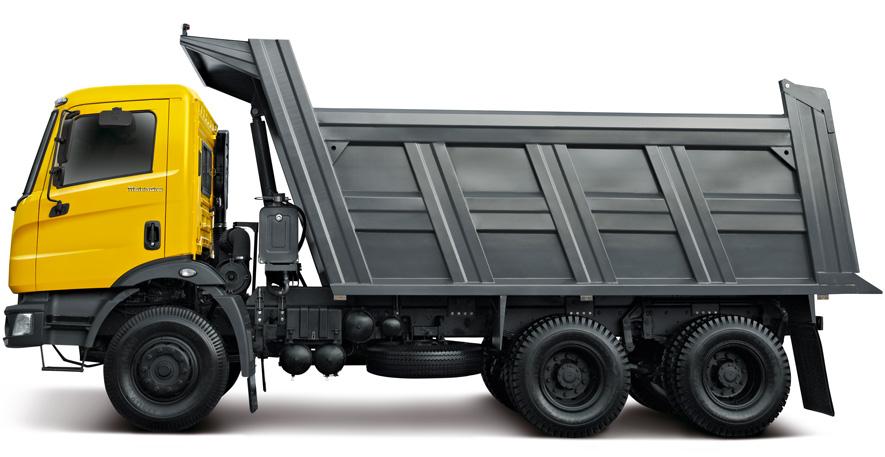 Mahindra Tipper Trucks