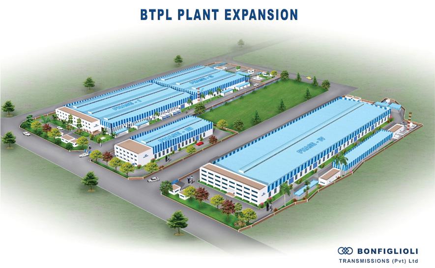 BTPL Plant Expansion