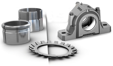 SKF Off Highway and Machine Tools